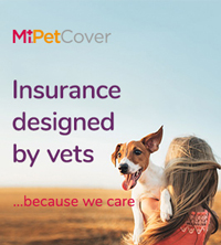 MiPet Cover insurance advert