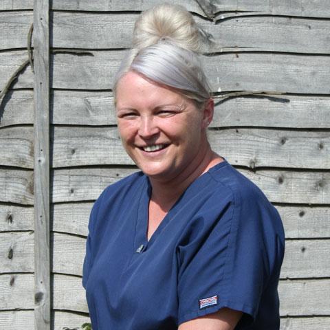Belinda Eversfield, Receptionist at Pet Doctors