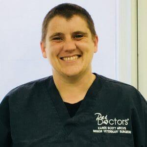Karen Scott, Veterinary Surgeon at Pet Doctors