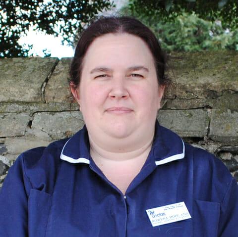 Rowena Hope, RVN at Pet Doctors