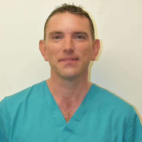 Simon Smith, Patient Care Assistant at Pet Doctors