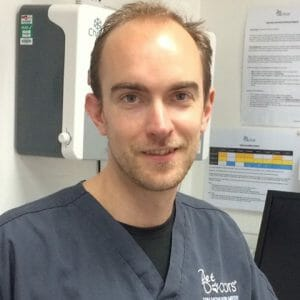 Tom McNaughton, Veterinary Surgeon at Pet Doctors