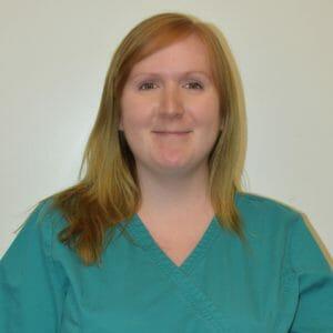 Fiona Williams, Patient Care Assistant at Pet Doctors