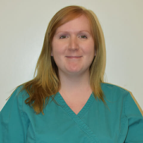 Fiona Williams, Patient Care Assistant at Pet Doctors