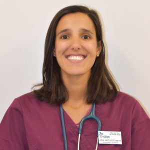 Ana Archanjo, Veterinary Surgeon at Pet Doctors